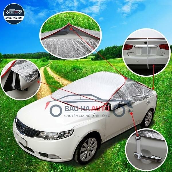 9 Bí kíp chống nắng nóng cho ô tô, xe hơi ngày hè