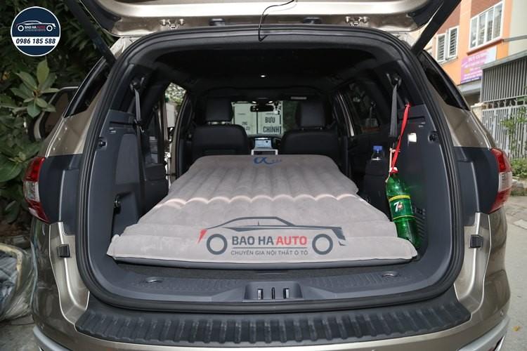 Đệm giường hơi ô tô Oxford chính hãng, cao cấp (giá rẻ, đẹp)