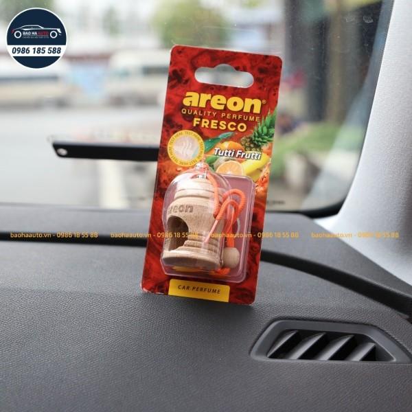 tinh dầu treo xe hơi Areon Fresco