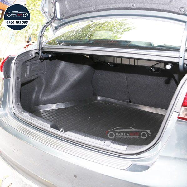 Thảm lót cốp ô tô nhựa TPO xe KIA