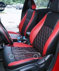 Bọc ghế da công nghiệp cao cấp cho xe Hyundai