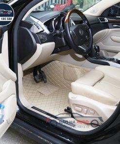 Thảm lót sàn ô tô da công nghiệp cho xe Cadillac