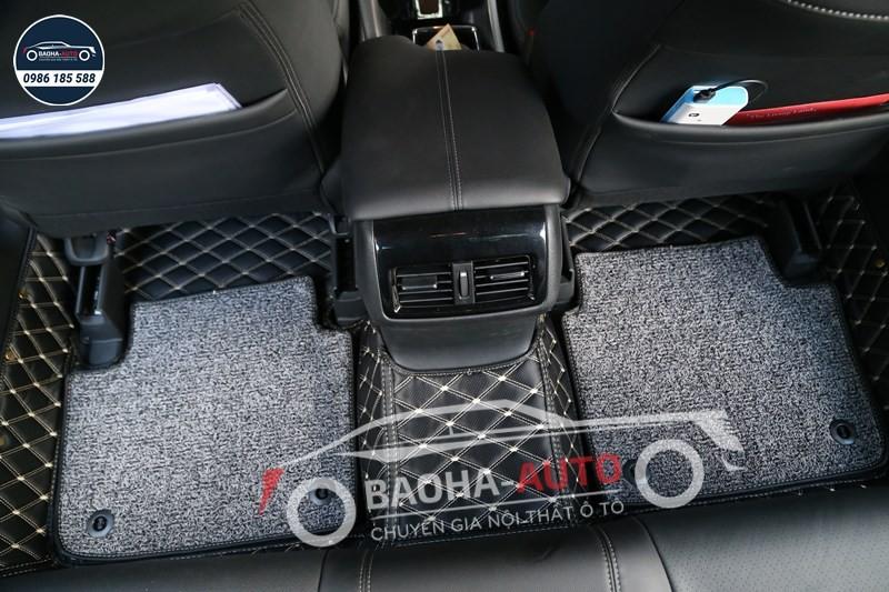 Thảm lót sàn ô tô da 5D 6D cho xe Cadillac (uy tín, giá rẻ)