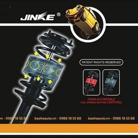 Cao su giảm chấn ô tô Jinke