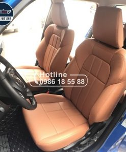 Bọc ghế da ô tô Suzuki - chất liệu da thật 100%