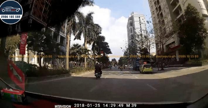 Webvision M39 – Camera hành trình cao cấp Webvision chính hãng