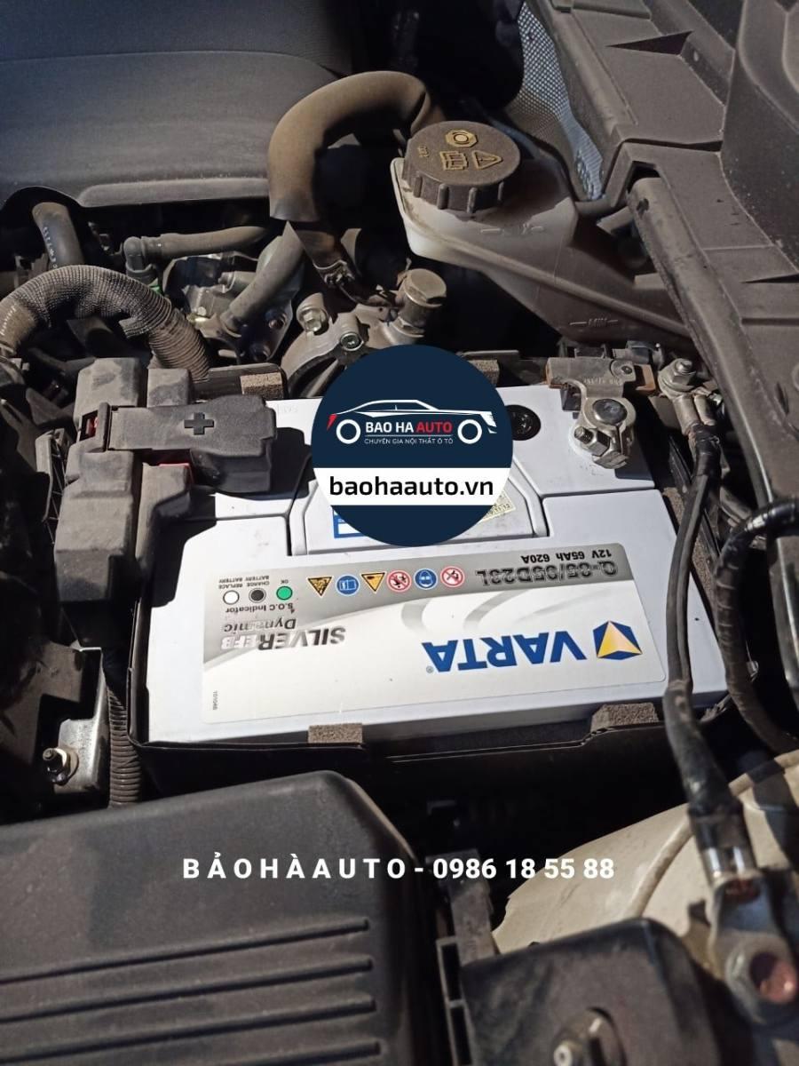 Bình ắc quy ô tô Varta nhập khẩu Đức chính hãng giá tốt nhất Hà Nội