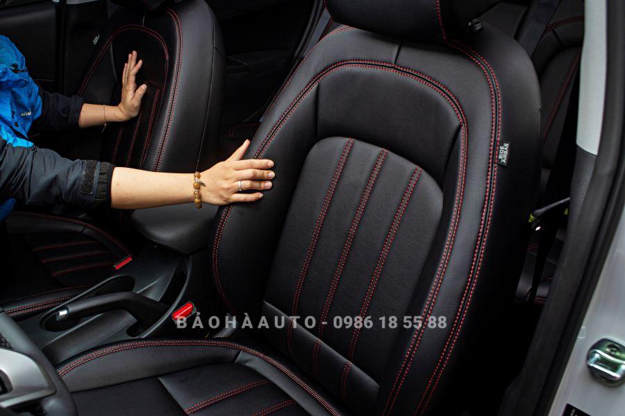 Bọc ghế da Chevrolet: Nâng cấp nội thất dòng xe hạng trung đến từ Mỹ