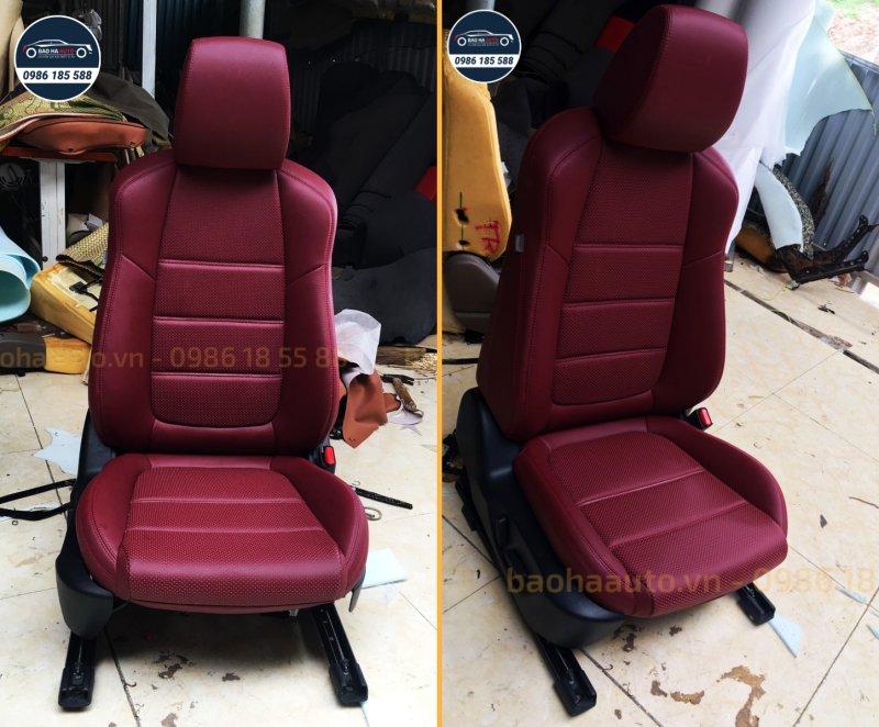 Bọc ghế da ô tô cho xe Mazda da công nghiệp cao cấp