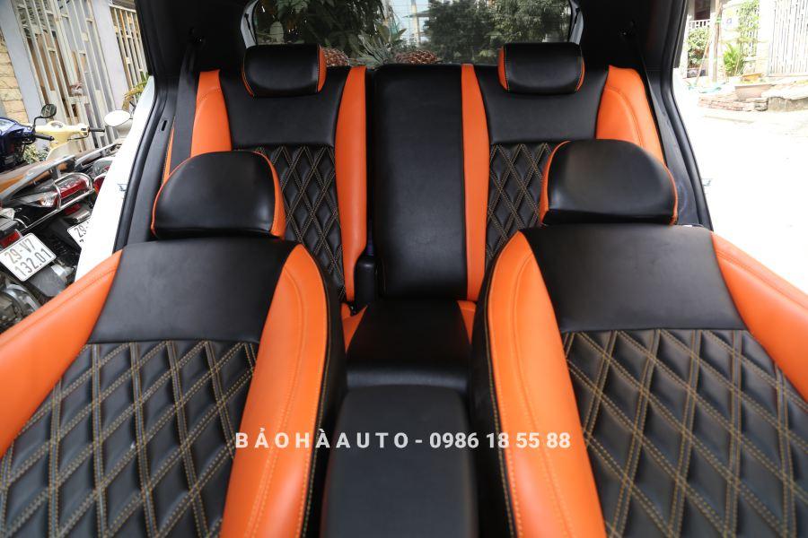 Bọc ghế da Hyundai. Tân trang nội thất cho dòng xe huyền thoại