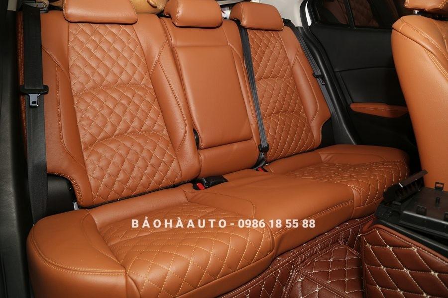 Bọc ghế da Mazda. Báo giá các mẫu bọc ghế đẹp cho xế.