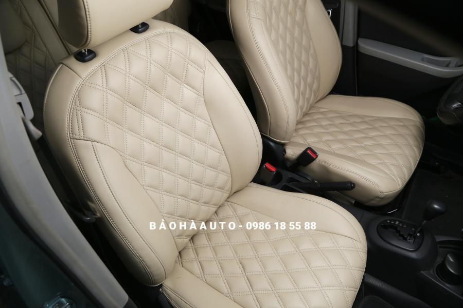 Bọc ghế da Toyota cao cấp. Nâng tầm đẳng cấp xế cưng