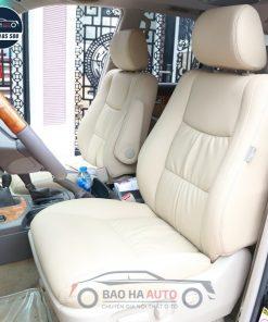 Bọc ghế da ô tô Honda - chất liệu da thật 100%