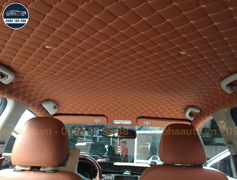 Bọc trần, dán trần xe ô tô