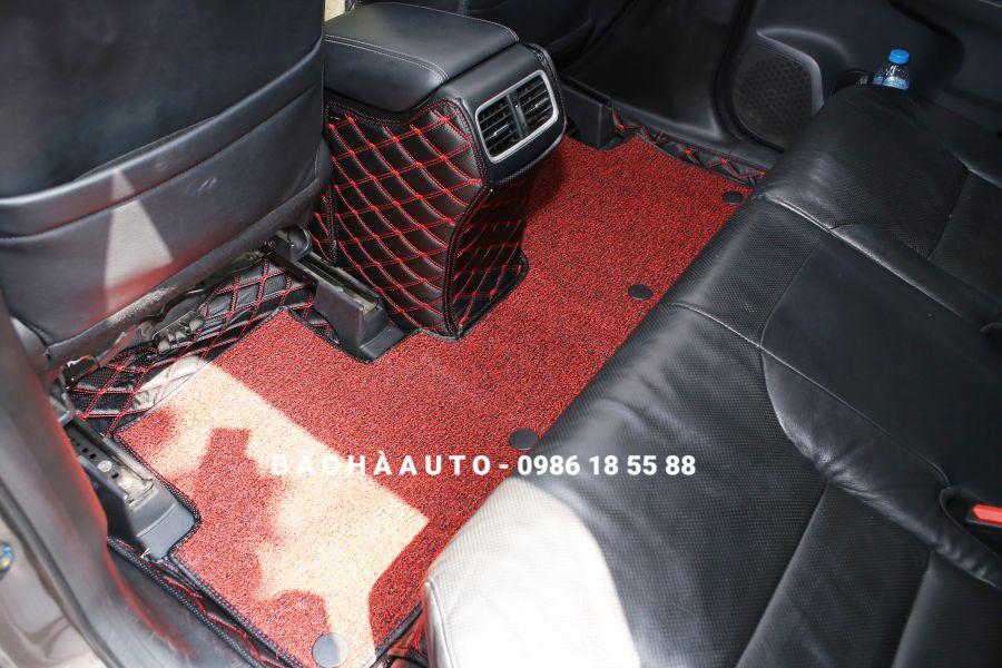 Tổng hợp các mẫu thảm lót sàn Honda cao cấp thế hệ mới