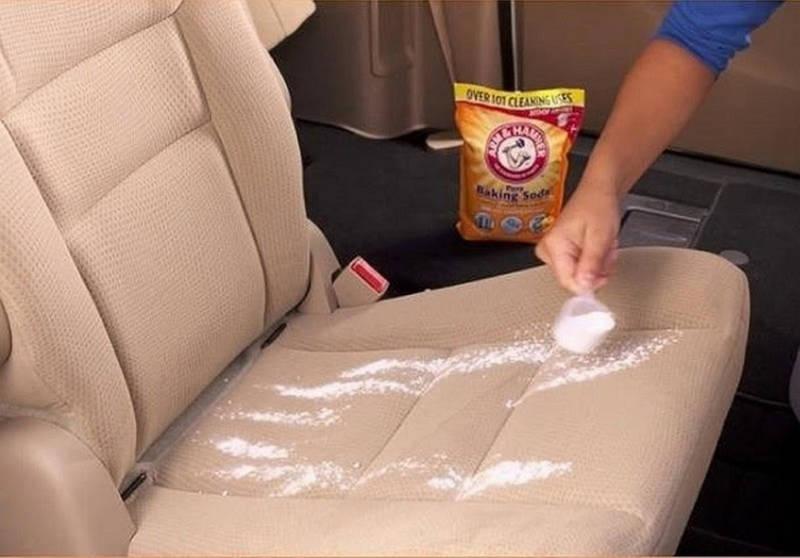 Cách làm thơm xe ô tô. 6 cách khử mọi mùi khó chịu trên xe hơi