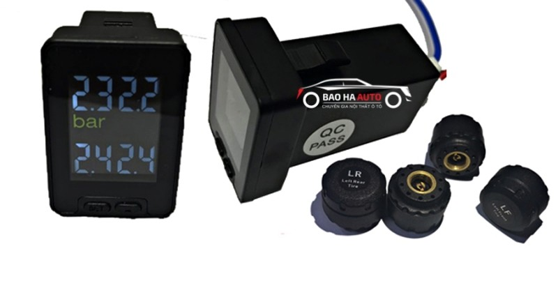 Cảm biến áp suất lốp TPMS gắn nút chờ theo xe chất lượng, giá tốt