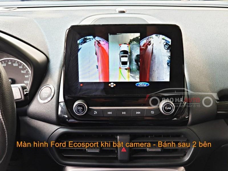 Camera 360 DCT cao cấp cho dòng xe FORD (chính hãng 100%)