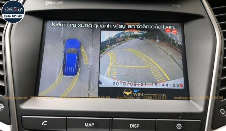 Camera 360 Ô Tô Owin