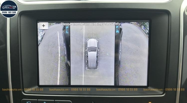 Camera 360 độ Owin cho dòng xe Hyundai (chính hãng, giá rẻ)