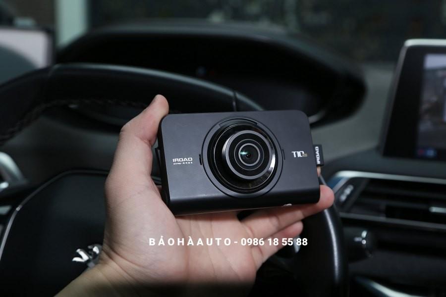 Camera hành trình Iroad T10S2 nhập khẩu Hàn Quốc