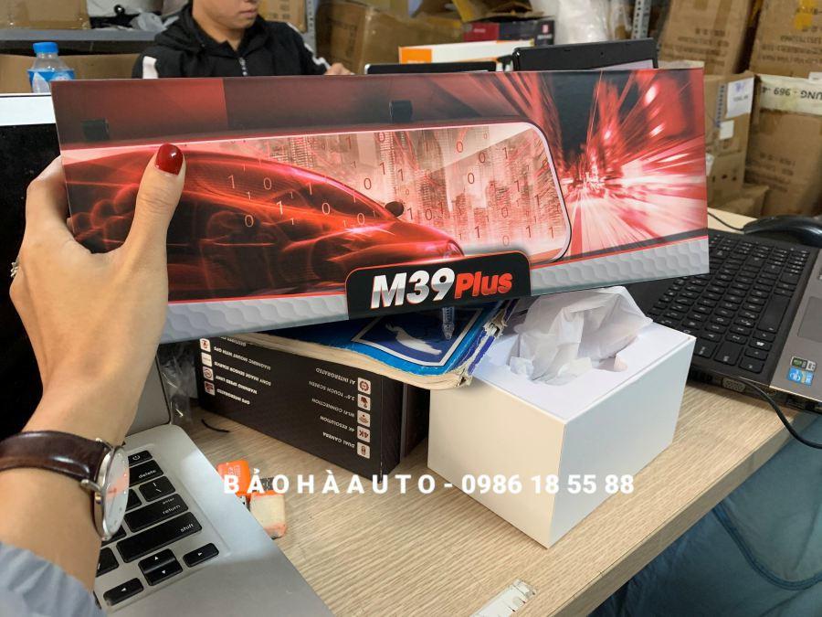 Camera hành trình Webvision M39 Plus – Báo giá lắp đặt chính hãng
