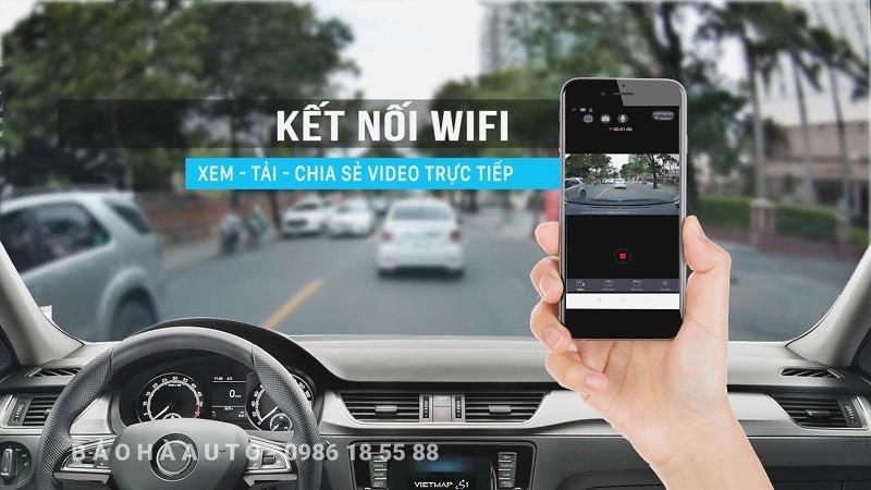 Kết nối wifi trực tiếp đến điện thoại