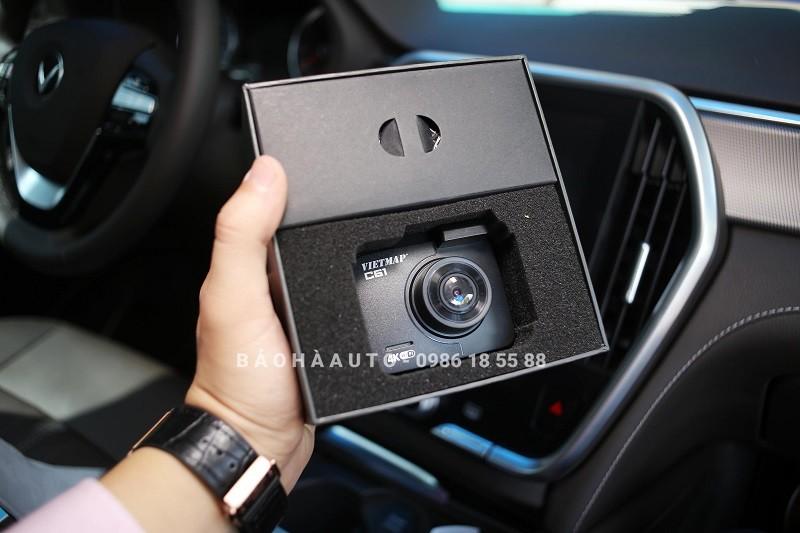 Camera Vietmap C61 – lắp đặt camera hành trình cho ô tô