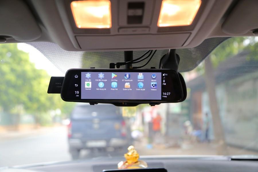 Có nên mua camera hành trình kết nối Wifi/4G cho xe ô tô không?