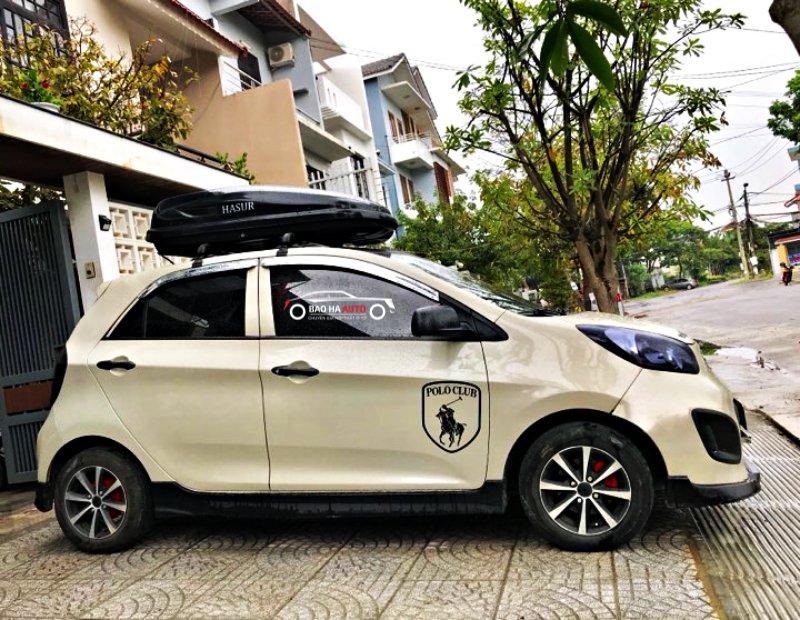 Cốp nóc cho xe Kia Morning | Hàng nhập chính hãng 100%