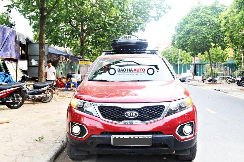 Cốp nóc cho xe Kia Sorento | Hàng nhập chính hãng sang đẹp