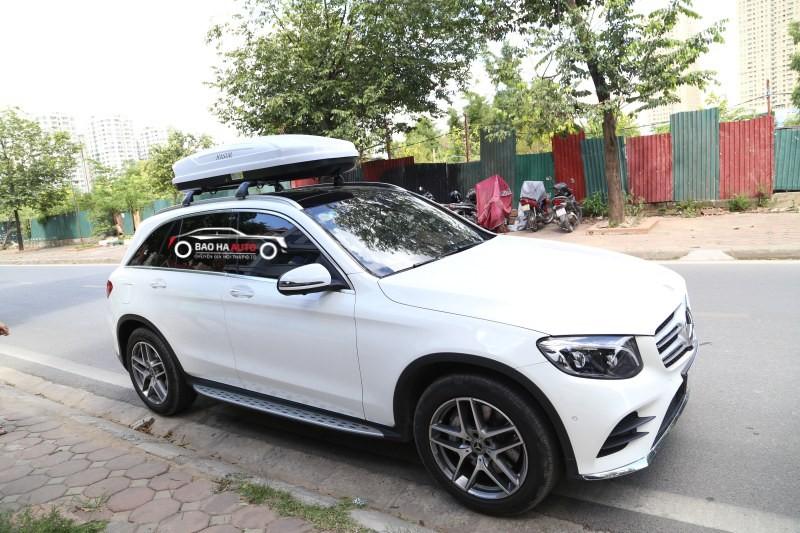 Cốp nóc cho xe Mercedes GLC | Hàng nhập chính hãng