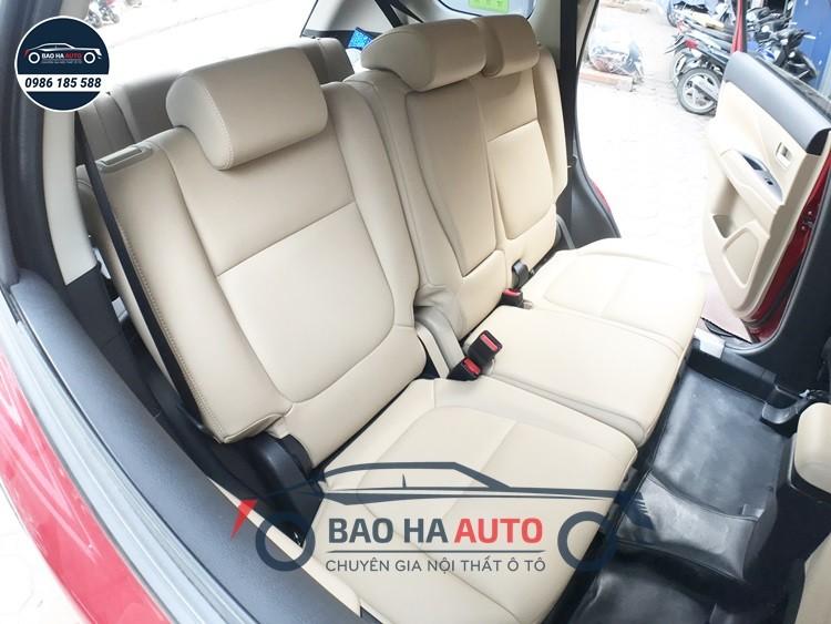 Mẫu bọc ghế da ô tô: 100+ mẫu đẹp nhất | Tư vấn bọc ghế da ô tô