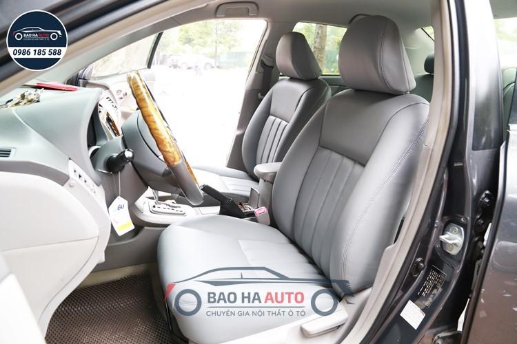 Bọc ghế da ô tô: 100 mẫu bọc ghế ô tô xe hơi đẹp nhất