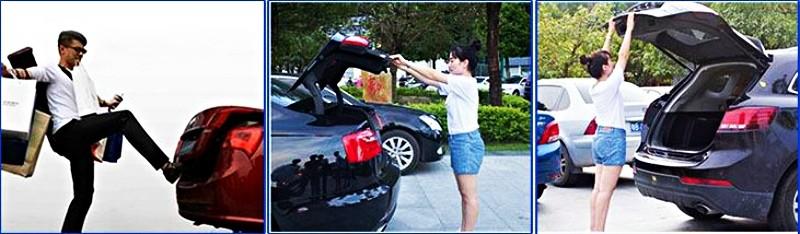 Độ cốp điện tự động cho ô tô
