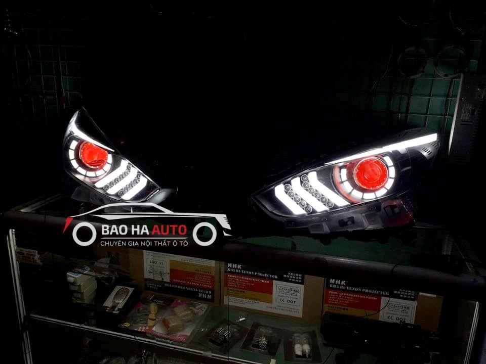 Độ đèn led, đèn bi xenon, đèn trang trí cho ô tô uy tín chuyên nghiệp