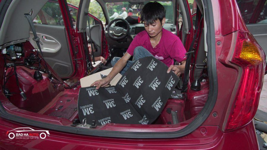 Độ nội thất ô tô