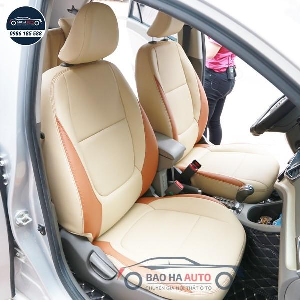 Giá bọc ghế da ô tô cao cấp| Giá tốt nhất hiện nay trực tiếp tại xưởng