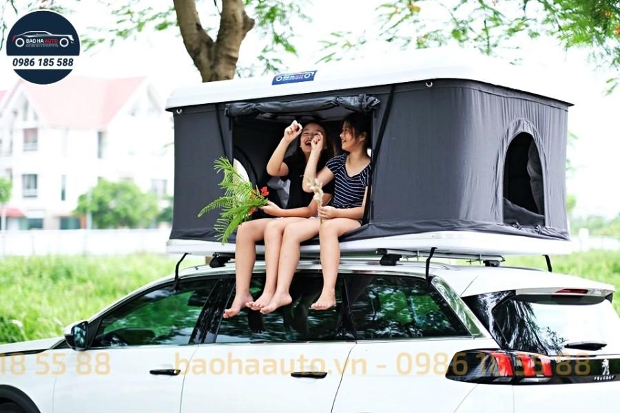 Lều nóc dã ngoại cho xe ô tô cao cấp (giá tốt, chính hãng)