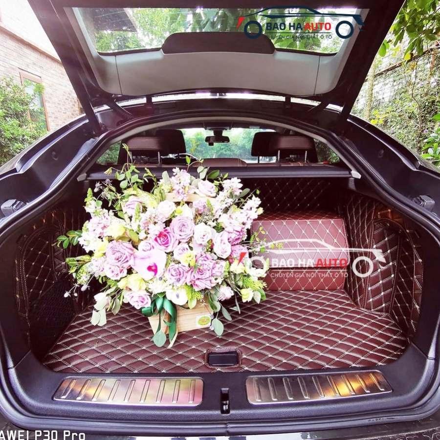 Tổng hợp 3 mẫu lót cốp ô tô BMW nhất định phải sở hữu