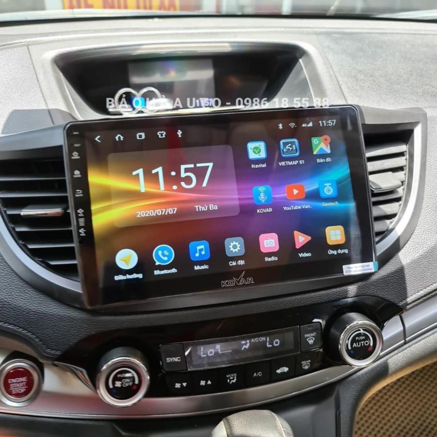 Màn hình Android - Cuộc cách mạng giải trí trên xe ô tô.