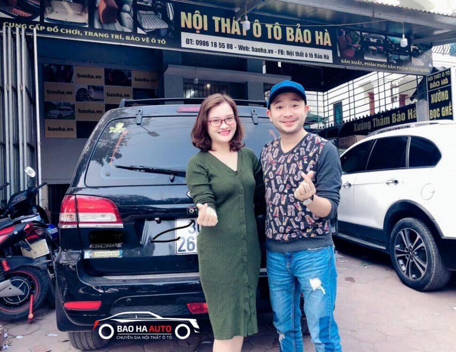 Bảo Hà Auto – Địa chỉ lắp đặt camera 360 độ ô tô chính hãng tại Hà Nội