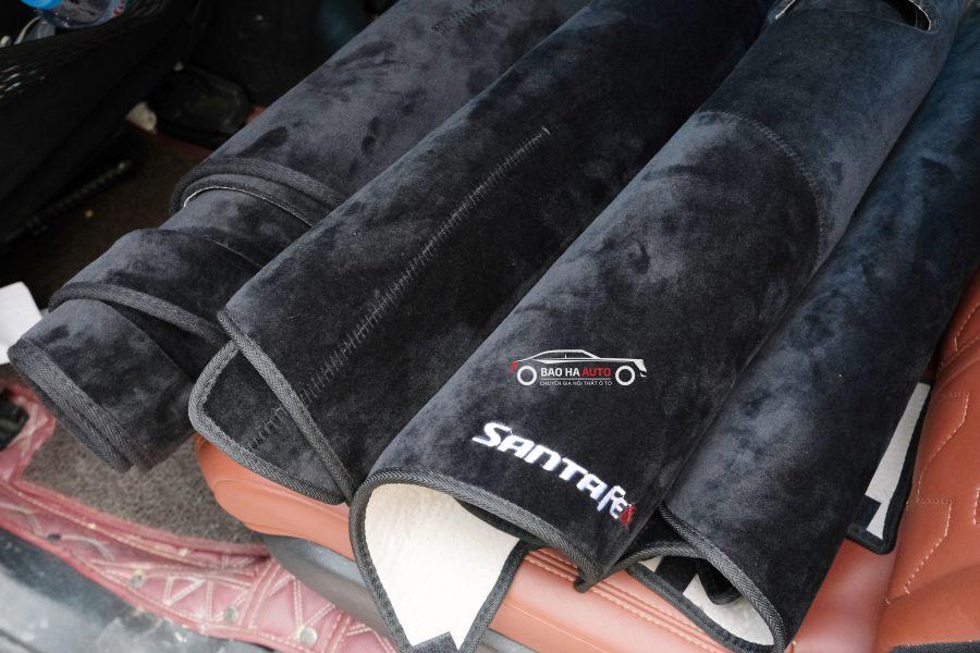 Thảm chống nắng Taplo nhung mịn cao cấp (giá rẻ, đẹp)
