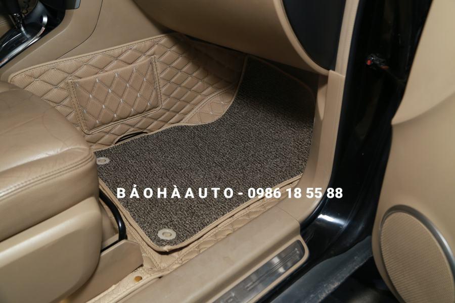Thảm lót sàn ô tô Chevrolet chuẩn form bền đẹp giá tốt
