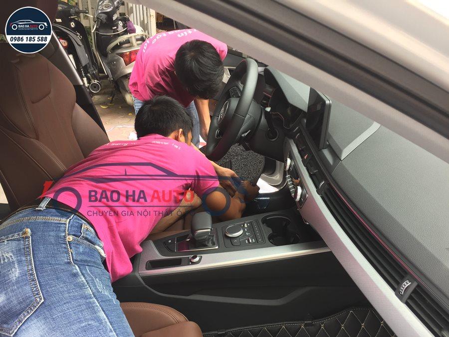 Thảm lót sàn ô tô da 5D 6D cho xe Hyundai (tiện ích, giá rẻ)