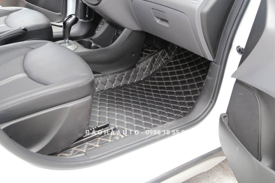 Thảm lót sàn ô tô Vinfast. Bảng báo giá chi tiết từ xưởng sản xuất