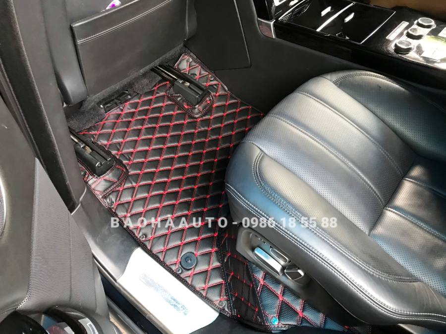 Thảm lót sàn Range Rover: Sự lựa chọn hoàn mỹ cho nội thất sang trọng
