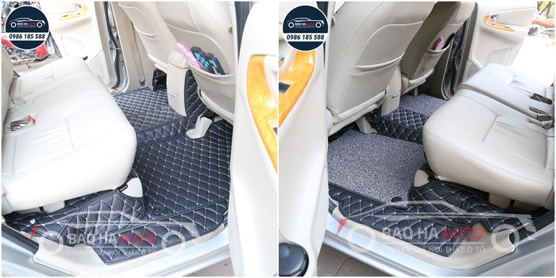 1001 lý do nên lắp thảm lót sàn Toyota ngay hôm nay