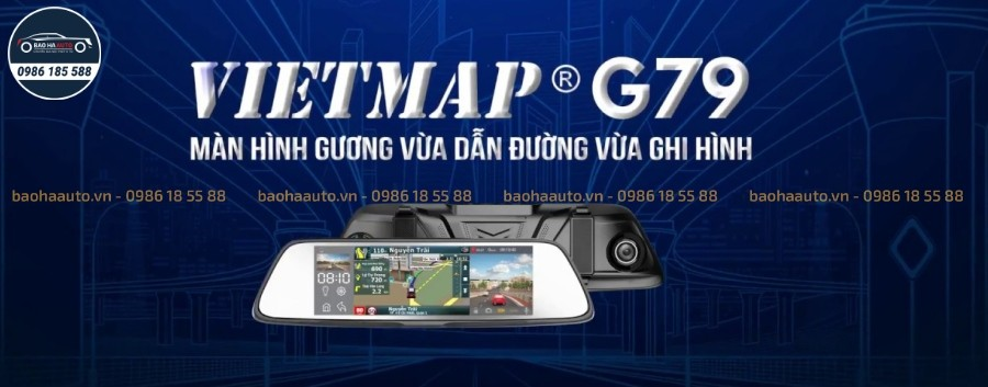 Top 5 camera hành trình ô tô Vietmap tốt nhất năm 2021